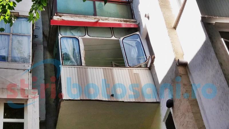 Fum într-un apartament din municipiul Botoșani! Ce a făcut proprietarul! FOTO
