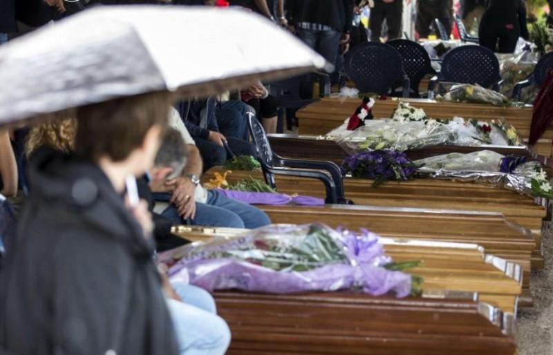 Funeralii de stat pentru victimele seismului din Italia