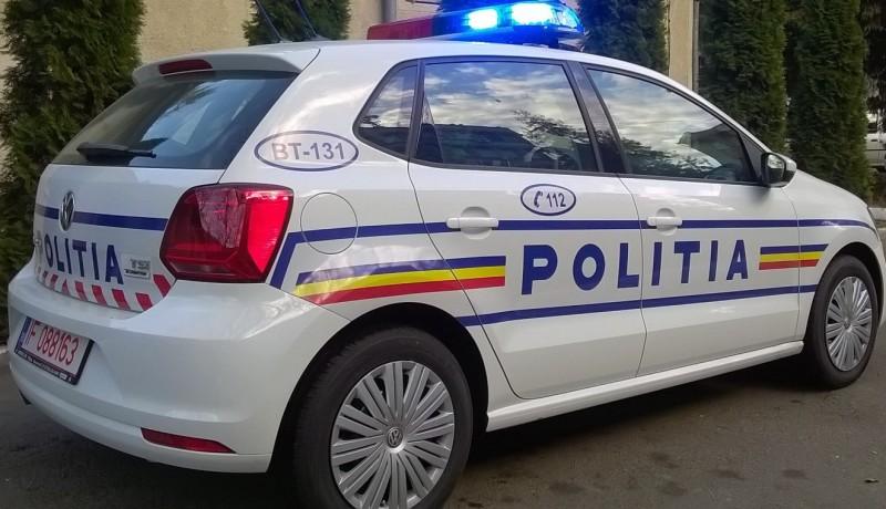 Tânăr din Botoșani prins după ce a furat dintr-un cămin studențesc!