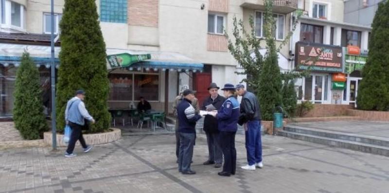 Poliţiştii le-au vorbit botoşănenilor despre prevenirea furturilor din locuinţe