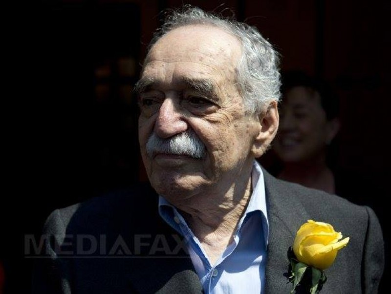 GABRIEL GARCIA MARQUEZ A MURIT. Scriitorul avea 87 de ani