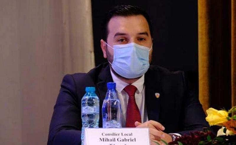 Gabriel Tănase, viitorul director al Urban Serv SA