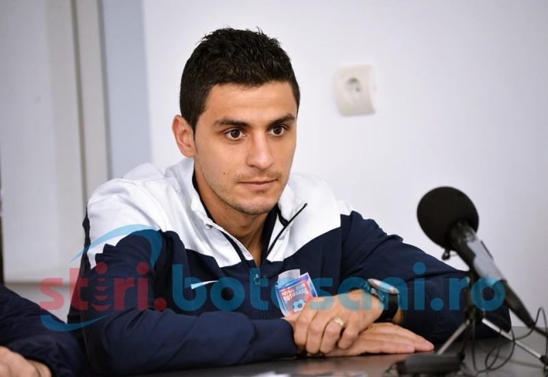 """Gabriel Vașvari: """"Cu sau fără antrenor, trebuie să câștigăm acest meci"""""""