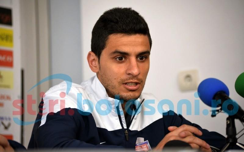 "Gabriel Vasvari: ""Intalnim o echipa imprevizibila"""