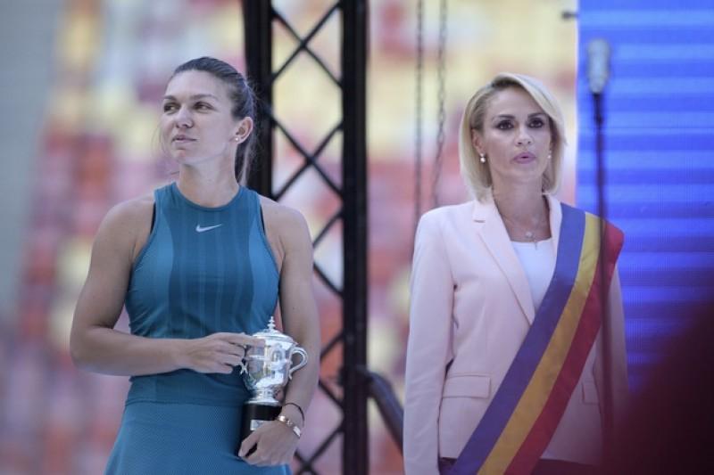 """Gabriela Firea, despre evenimentul de pe Arena Naţională dedicat Simonei Halep: """"Am greşit. Știţi cum e... mintea românului cea de pe urmă!"""""""