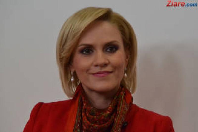 "Gabriela Firea: Sorin Grindeanu joaca ""balena albastra"". Se sinucide politic!"