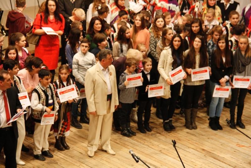 """Gala Laureaţilor şi Concertul """"S-aud pregătiri în sat"""", la cea de-a V-a ediţie! FOTO"""