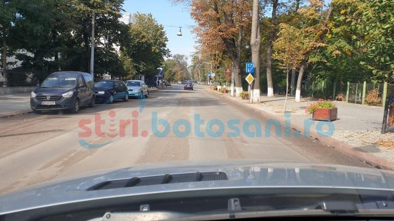 """Galerie foto: s-au finalizat lucrările de asfaltare a bulevardului """"Eminescu"""", în termenul prestabilit"""