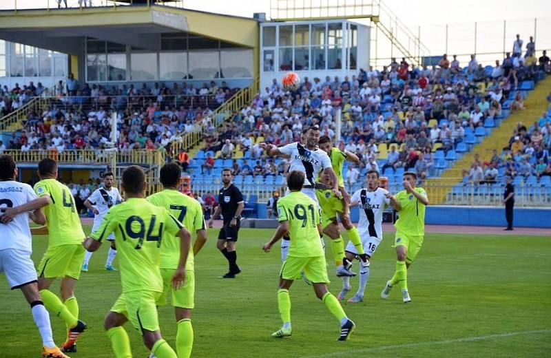 Gaz Metan Medias are 7 puncte peste FC Botosani! Duel important etapa viitoare!