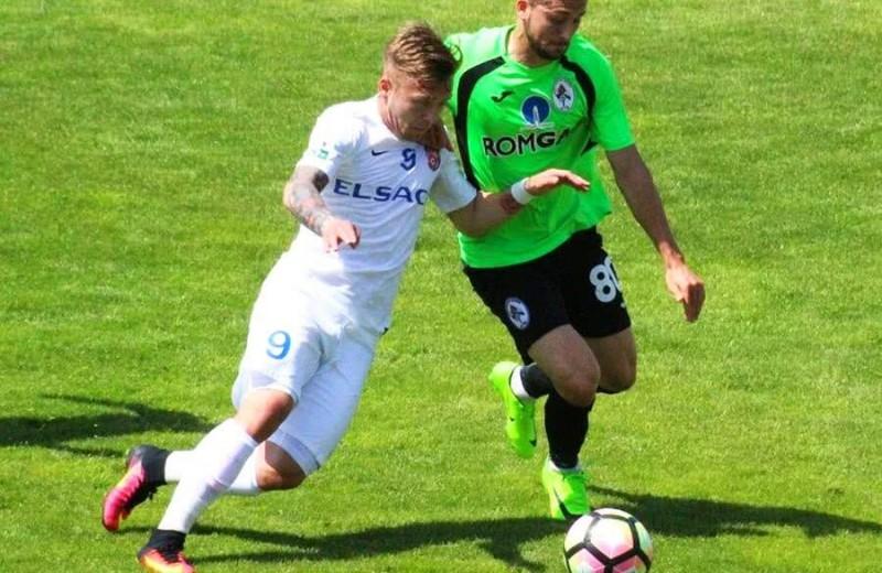 Gaz Metan Mediaş - FC Botoşani 2-0. Situația lui Ciobotariu, tot mai fragilă