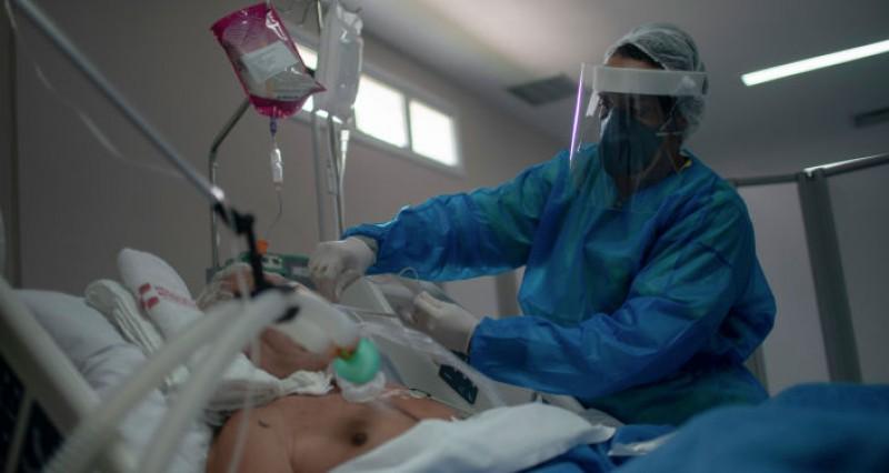 GCS: 5.345 de cazuri noi COVID, peste 900 de pacienți la ATI. Încă 85 de pozitivi în Botoșani