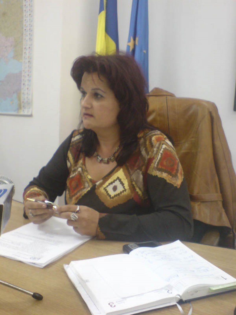 Geanina Pintilii a pierdut in instanta, in procesul intentat Consiliului Judetean!