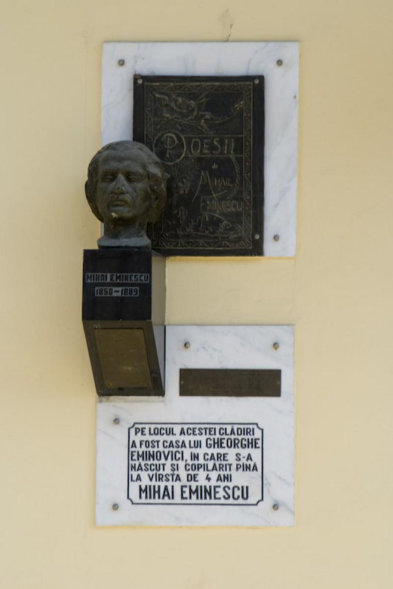 GELLU DORIAN - Pledoarie pentru un MUZEU NATIONAL EMINESCU la Botosani (I)