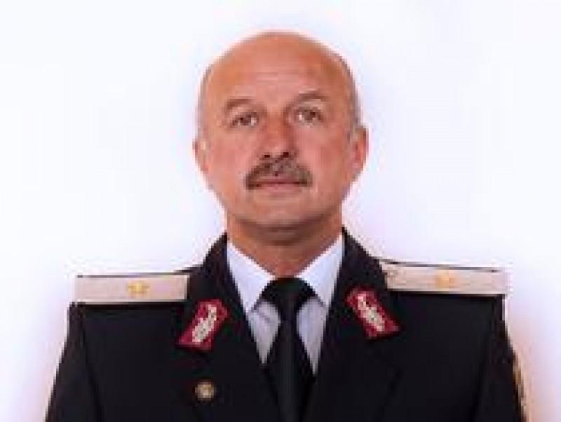 Generalul de brigada Dan-Paul Iamandi preia conducerea Inspectoratului General pentru Situatii de Urgenta