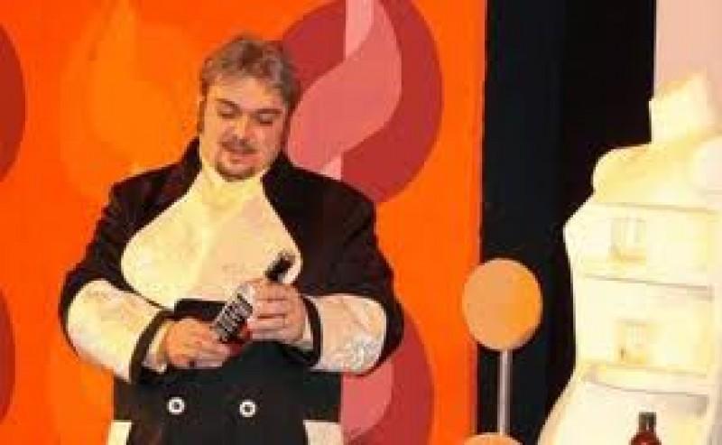 GEORGE COJOCARIU, un mare bariton, un nepretuit prieten!
