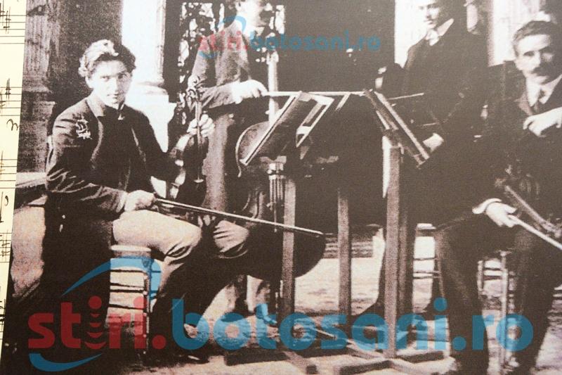 George Enescu şi Casa Regală, un... regal istoric şi cultural la Dorohoi! FOTO, VIDEO