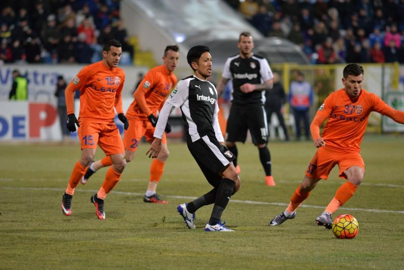GHINION! FC Botosani cu ocaziile, Astra cu punctele! 0-1 scor final! GALERIE FOTO