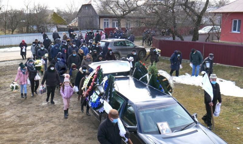Administratorul Spitalului din Dorohoi a fost condus pe ultimul drum (video)