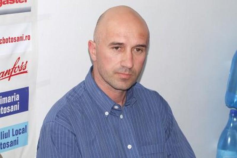 Giani Flotian, antrenor secund FC Botoşani: `În etapa a doua sau a treia sperăm să atingem vârful de formă`