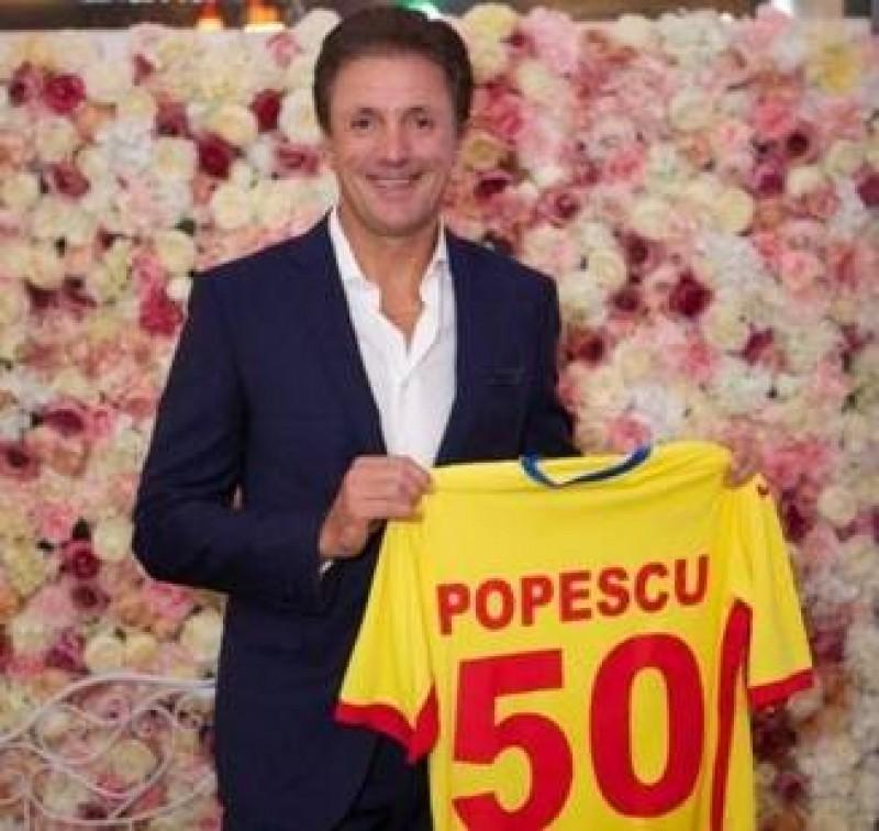 Gică Popescu a devenit consilierul premierului Tudose!