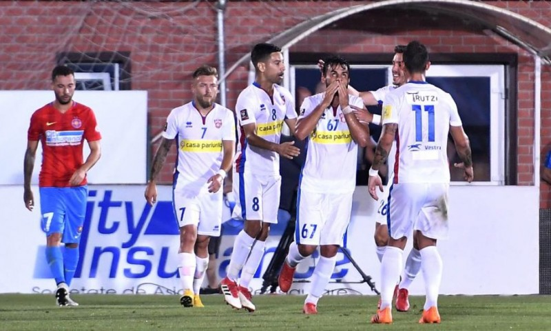 Gigi Becali a mai pus ochii pe un jucător de la FC Botoșani!