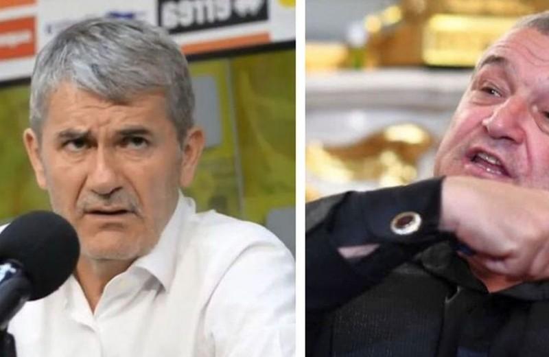 """Gigi Becali și Valeriu Iftime, dialog spumos în direct la TV: """"Suntem posedați! Facem afaceri în Săptămâna Mare?"""""""
