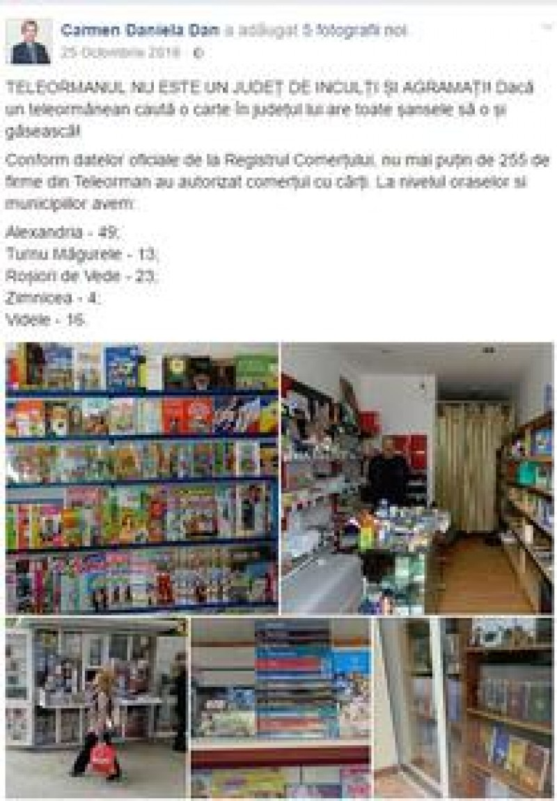 Godina, despre ministrul propus la Interne: Sper sa nu confunde carutele cu masinile de politie, asa cum a confundat gheretele de ziare cu librariile