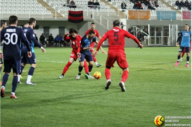 GOL superb marcat de Petre Ivanovici impotriva turcilor de la Eskisehirspor - FOTO, VIDEO