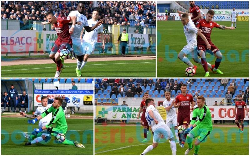 Golofca a renascut dupa conflictul cu Leo Grozavu! GALERIE FOTO de la meciul cu FC Voluntari!
