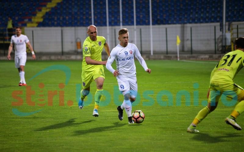 Trei puncte băgate în buzunar! FC Botoşani- ASA Târgu Mureş 2-0! FOTO