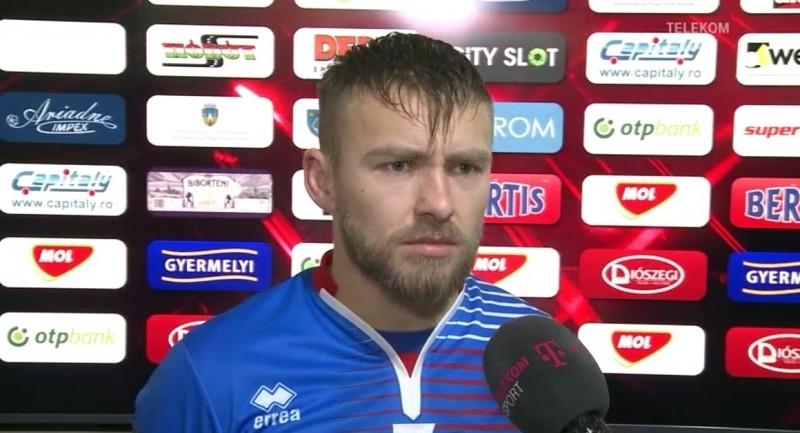 """Golofca face un anunţ curajos: """"Vrem să câştigăm playout-ul"""""""