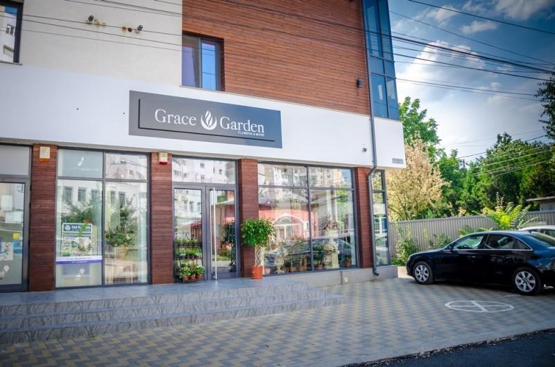 GRACE GARDEN, florăria cu o abordare unică în Botoșani