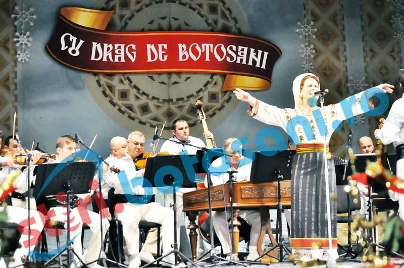 """Gratuitățile pentru """"albumele personale"""" ale artiștilor Orchestrei Rapsozii Botoșanilor, criticate de un consilier județean"""