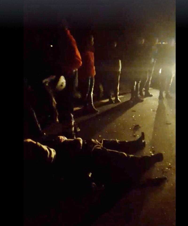 Grav accident pe drumul Botoșani-Săveni! Căruță spulberată de o mașină! FOTO
