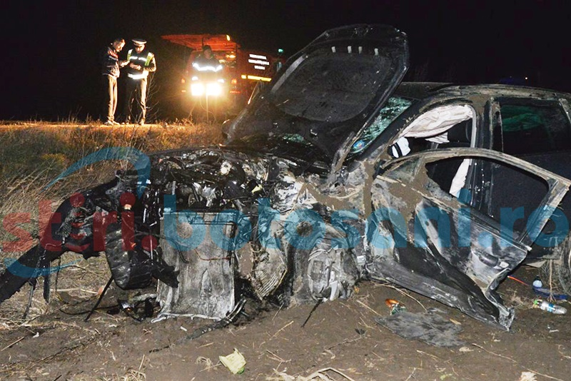 Grav accident pe drumul Botoșani-Suceava, cu cinci victime! Primele concluzii ale polițiștilor! FOTO