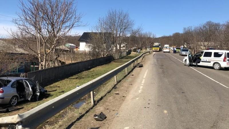 GRAV accident rutier pe E58, cu patru victime! FOTO