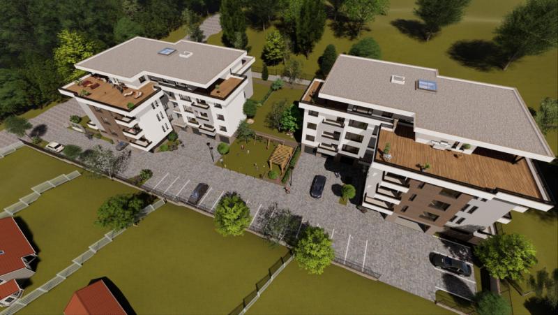 GREEN HILL Residence, cel mai nou proiect Profi –Izo.Bek