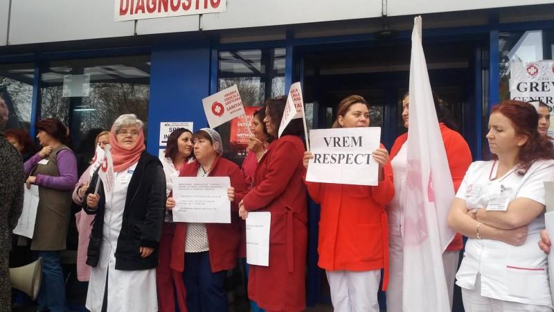 GREVA GENERALĂ în Sănătatea botoșăneană! VEZI solicitarile angajatilor! FOTO