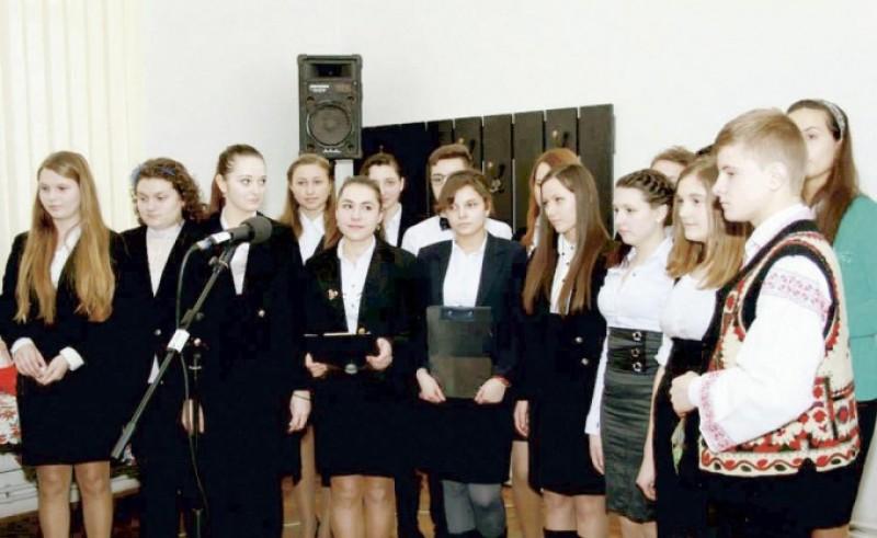 Grigore Vieru, comemorat la Seminarul Teologic de la Dorohoi