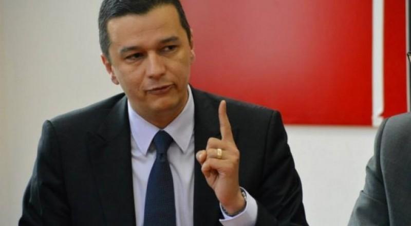 Grindeanu: Nu-mi dau demisia. E guvernul Romaniei, nu al PSD!