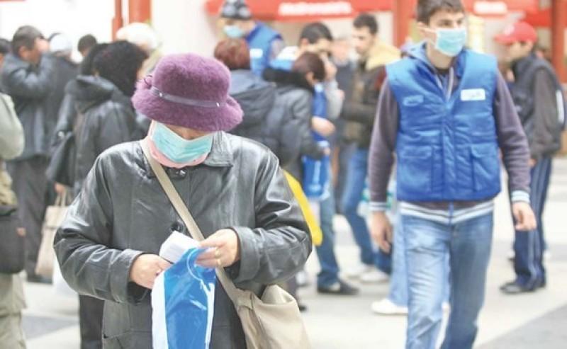 Gripa a făcut a 99-a victimă, o femeie de 73 de ani din Prahova