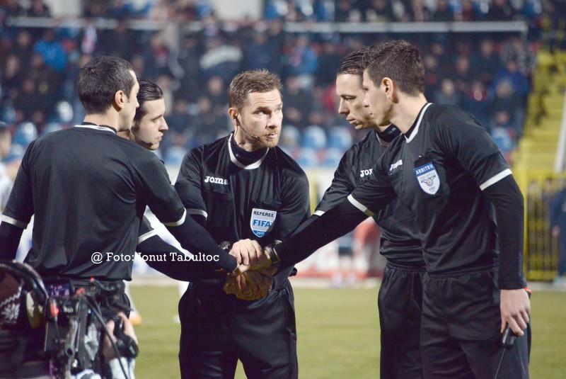 Grozavu a cerut arbitraj echidistant, CCA l-a trimis pe Alexandru Tudor! Steaua neinvinsa din 2011 cu Tudor la centru!