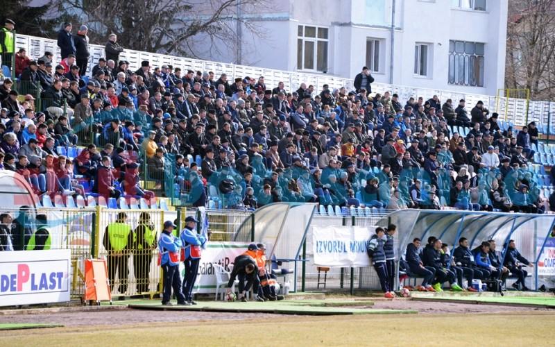 """Grozavu si Sfaiter sunt suparati pe reactia suporterilor din prima repriza: """"Unii vin la meci doar ca sa injure"""""""