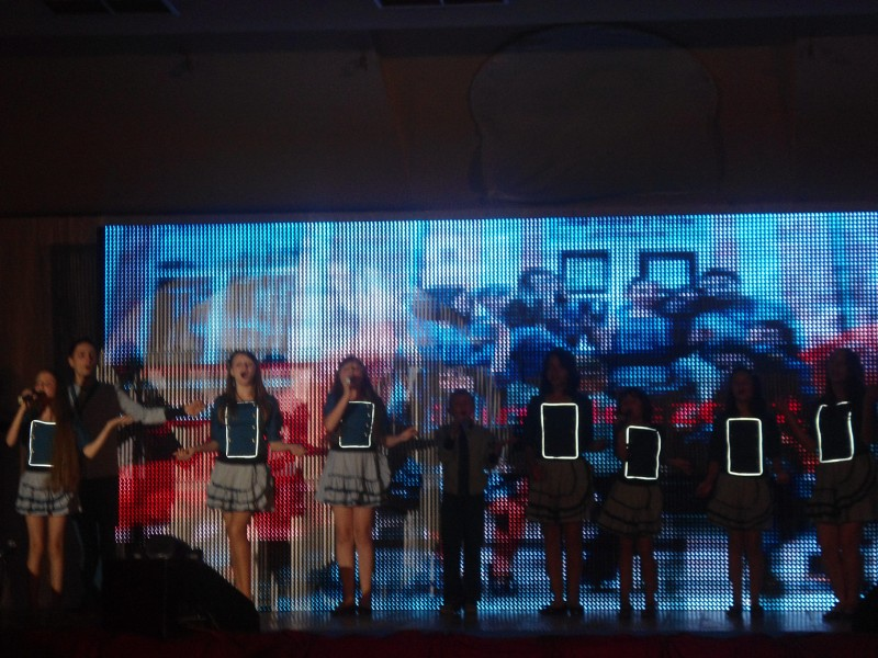 Grupul Voces din Dorohoi, Locul III la Festivalul international de muzica usoara Eurokids Junior din Italia!