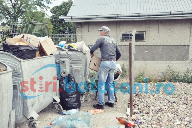 Gunoi mai ieftin cerut pentru o parte dintre cetățenii din județul Botoșani