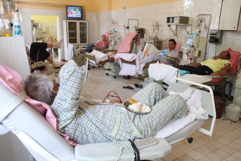 Guvernul a marit alocatia de hrana in spitale