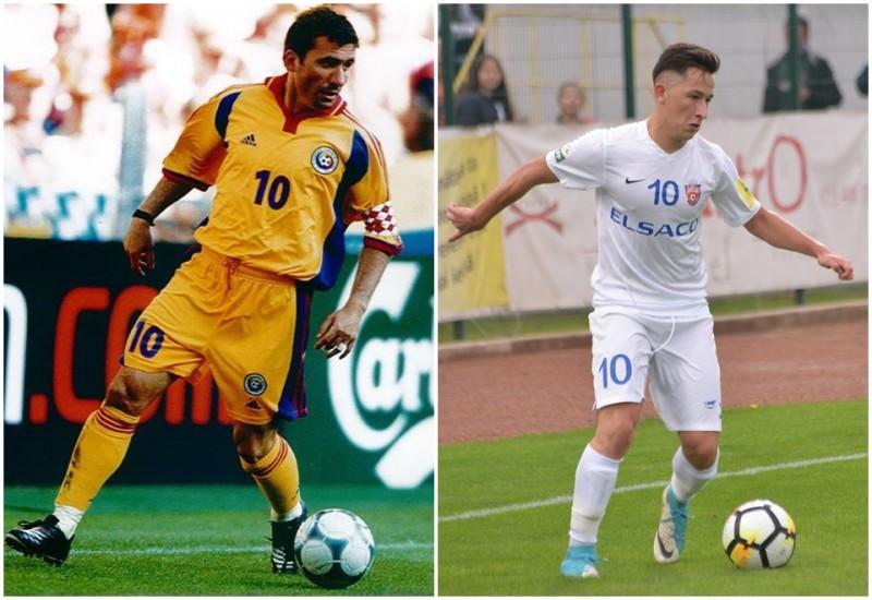 Hagi l-a laudat pe Morutan, dupa golul marcat Viitorului! Ce i-a raspuns fotbalistul de la FC Botosani!
