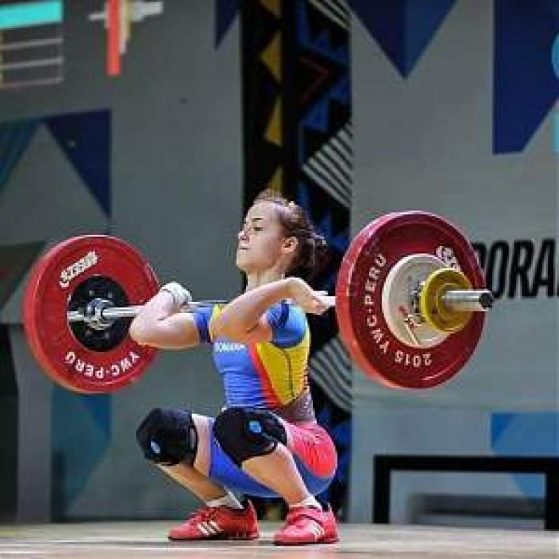 HALTERE: Sase medalii cucerite de sportivele din Botosani la C.E. de cadeti din Suedia! Recorduri europene stabilete de acestea! FOTO