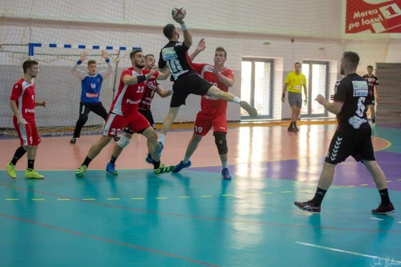 Handbal masculin: CSM Botoșani – CSM Vaslui, scor 19-33