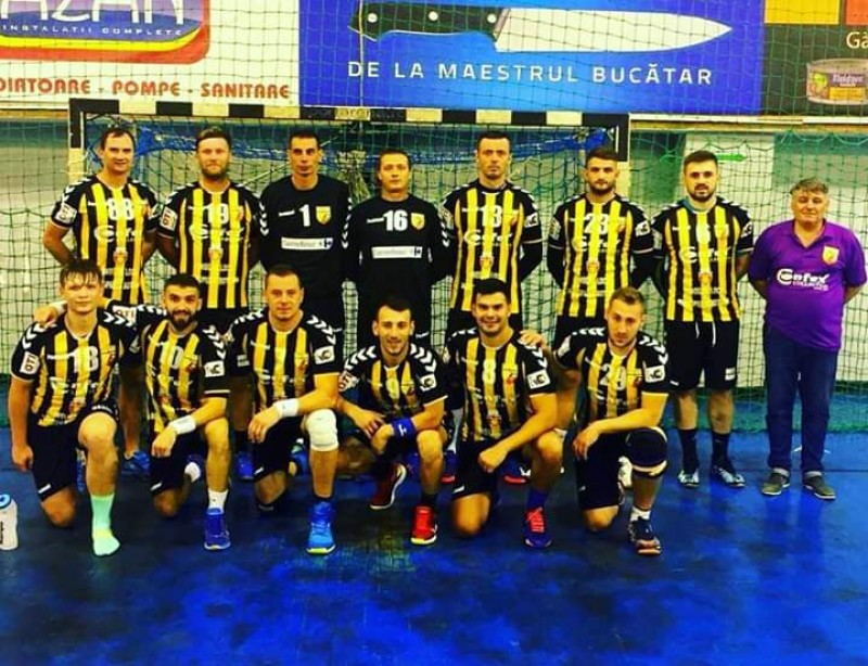 """Handbal masculin - Președintele CSM Botoșani: """"Echipa noastră a reușit să progreseze, dar mai e mult până va ajunge la forma pe care ne-o dorim"""""""
